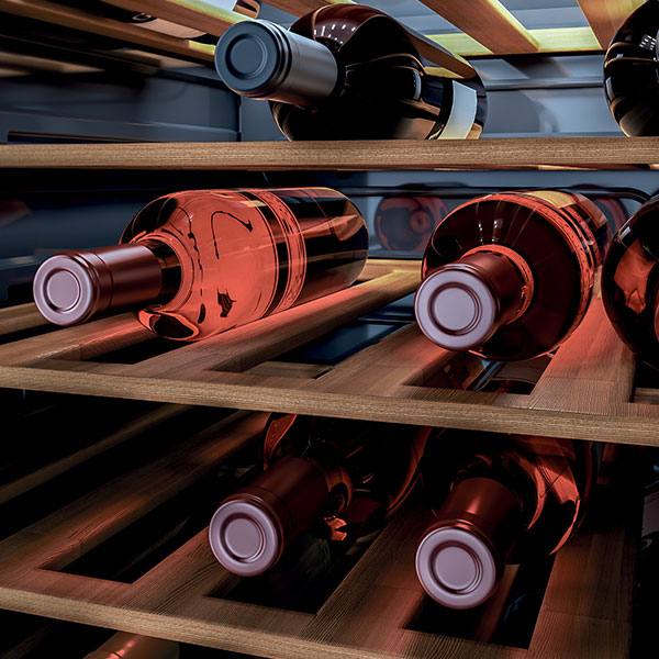 Shelving that's good for your wine
